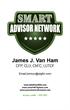 James Van Ham, CFP, CLU, ChFC of Van Ham and Tan Financial is a member of XPX Chicago