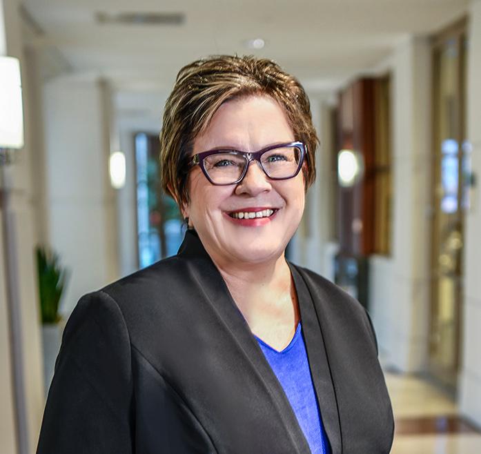 Carolyn Smith of C3FP is a member of XPX San Antonio