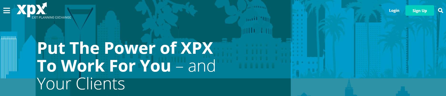 new website exit planning exchange